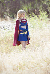 Supergirl: Unbound 9 by AliceInTheTARDIS