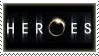 Heroes Stamp by Tao2Eden