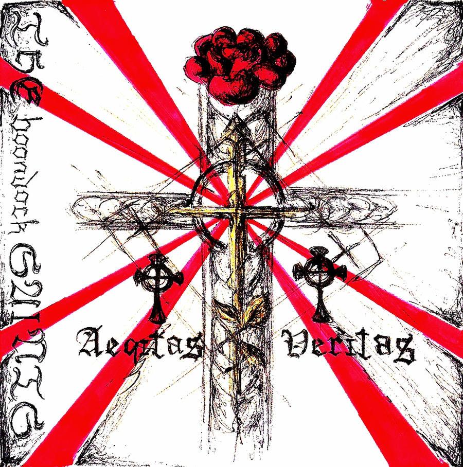Boondock saints rose cross by seerdahn on deviantart - Boondock saints cartoon ...