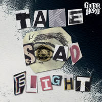 Guitar Hero: Take Flight SOAD CD Cover by Preed-Reve