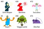100 Creature Challenge 5