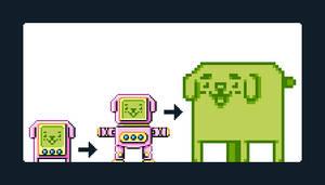 Creature Design: Digital Pet