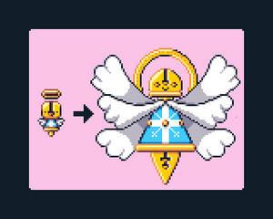 Creature Design: Angelic Bells