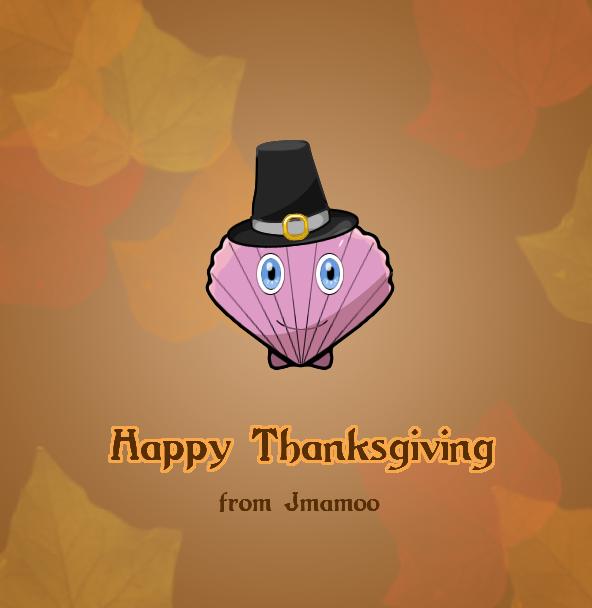 Happy Thanksgiving by MizterSiah