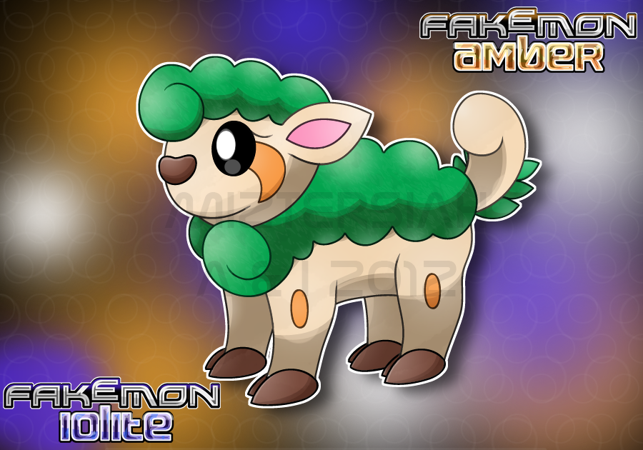 Sheep Pokemon (Summer) by MizterSiah