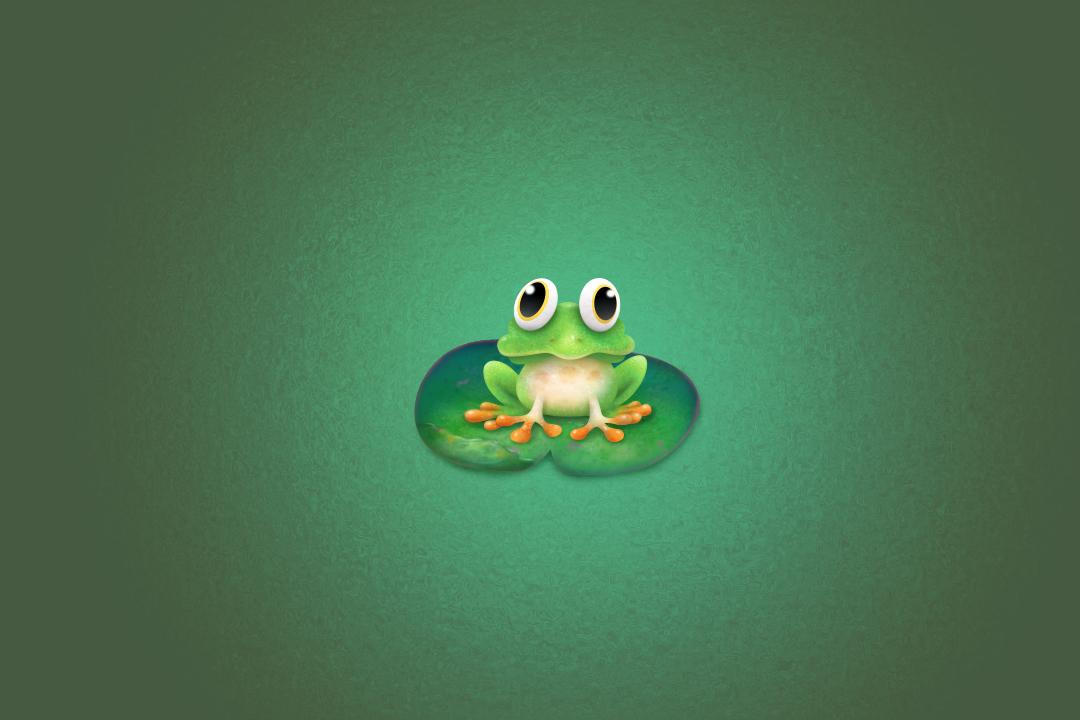 Funny Froggy by MizterSiah