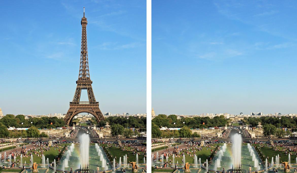 Eiffel no Eiffel by MizterSiah