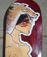 Skateboard by Contrapposto