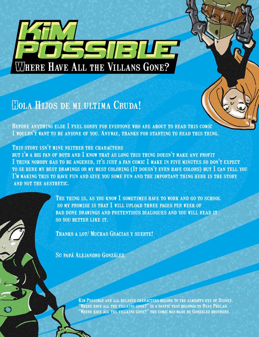 Kim Possible pag 00 by Comiz-INC