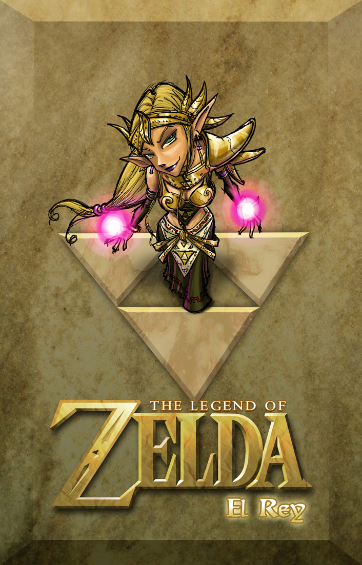 The Legend of Zelda Cover by Comiz-INC