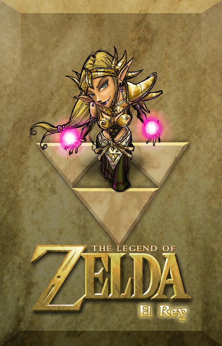 The Legend of Zelda Cover by Comiz-INC
