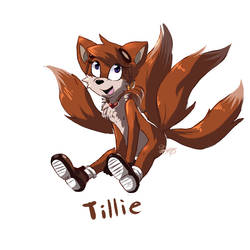 Tillie Fox by Mimkage
