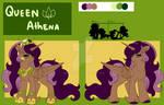 Queen Athena Rein
