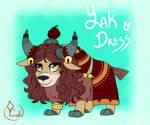 Yona Yak dress By Jewel