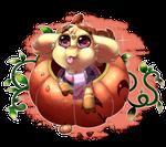 Goat in a Gourd
