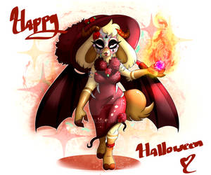 Halloween Mimi