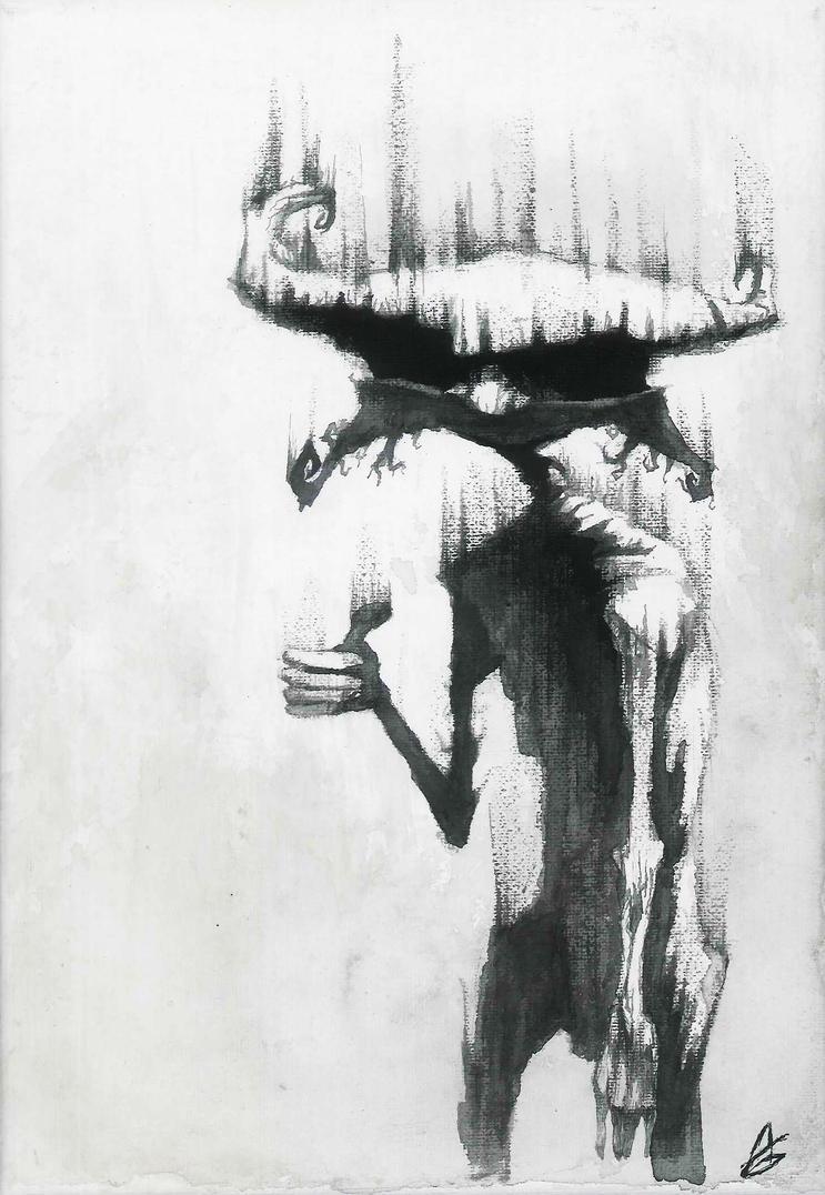 Tree-Dude by Zeich