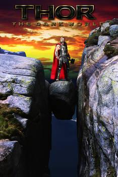 Thor Ragnarok - The Dark World Movie Poster