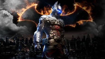 Batman Arkhan Night Warner Bros