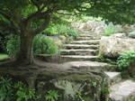 Rocky path by Kiravorn