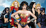 Women of DC Wallpaper