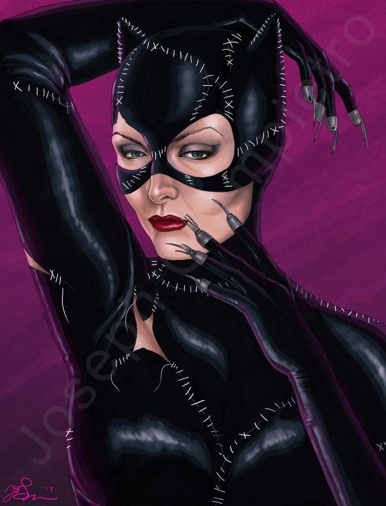 Catwoman by JGiampietro