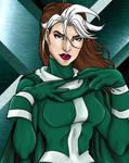 Rogue - Leader of X-Men