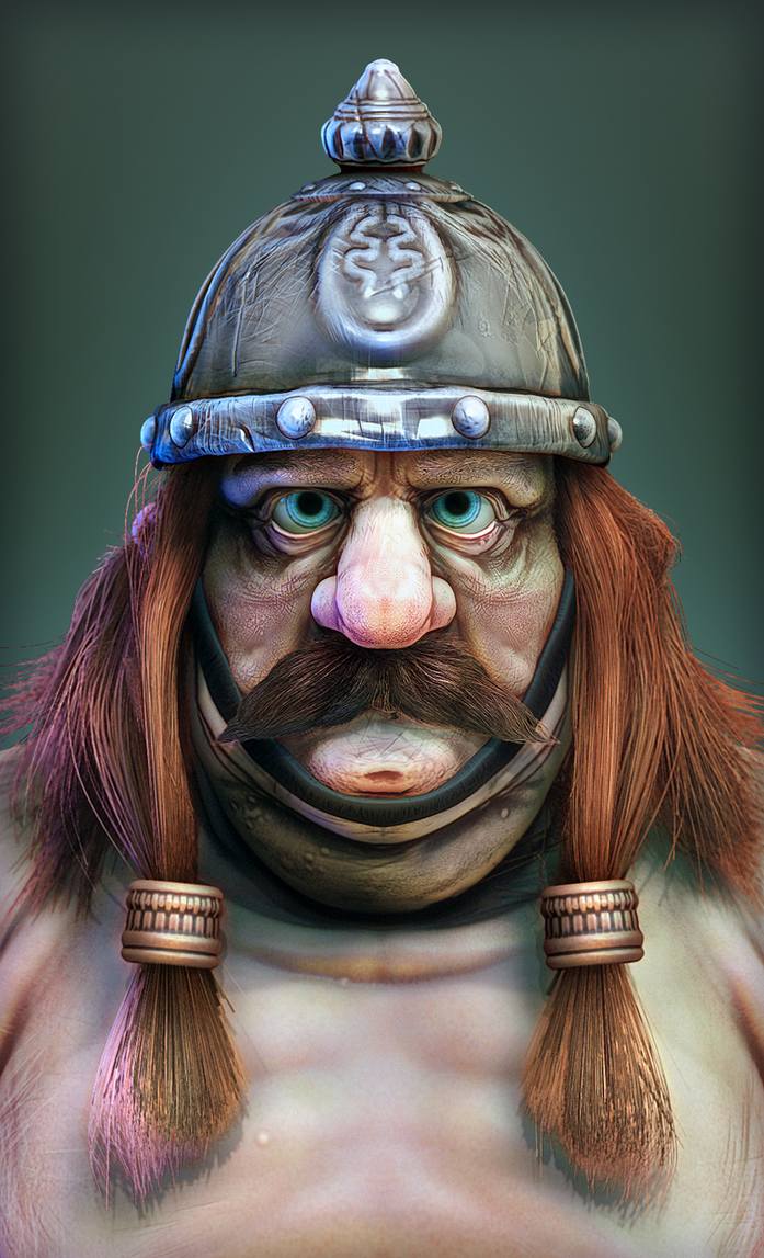 Obelix by napka
