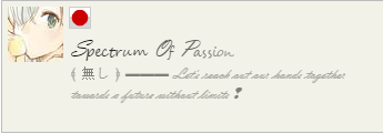 Spectrum of Passion | The Seven Deadly Sins by chatango-edits