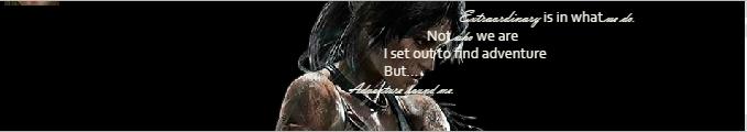 Original | Lara Croft (Tomb Raider Series) by chatango-edits