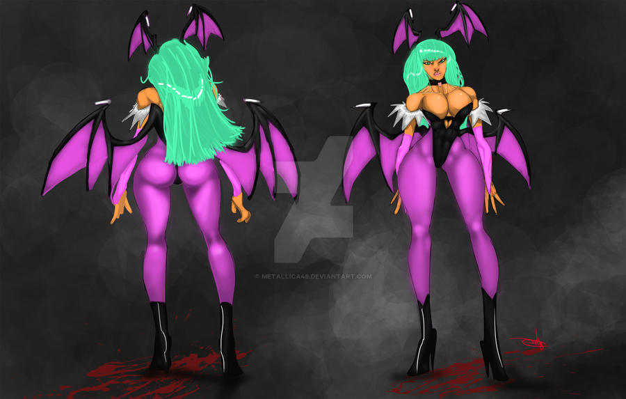 Morrigan by metallica48