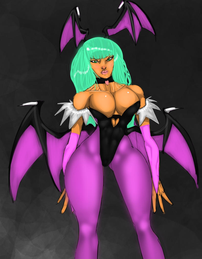 Morrigan 2 by metallica48