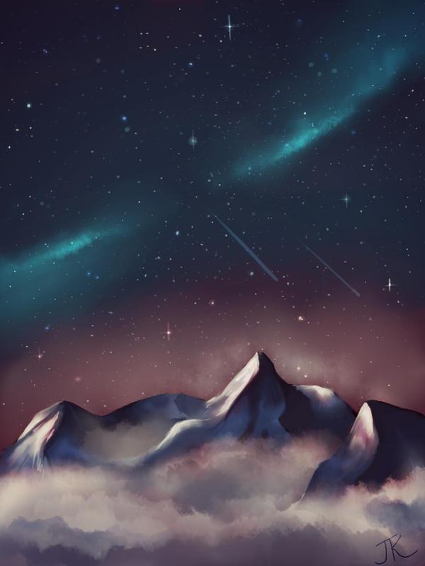 Mountains by Darya25