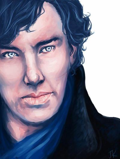 Sherlock by Darya25