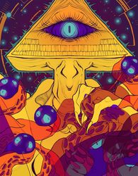 look at my eye by YCentauri