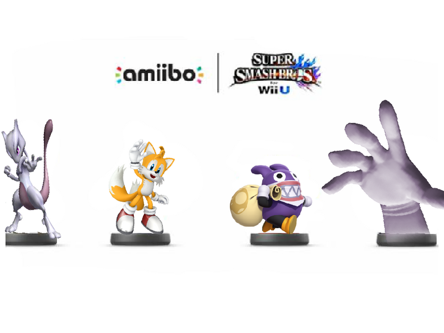 amiibos wave 15 by science121 on deviantart
