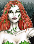 Poison Ivy by YoulDesign