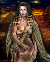 Cleopatra \chronicles of Ancient Egypt by peterg666666