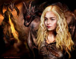 Song of Ice and Fire\  Daenerys