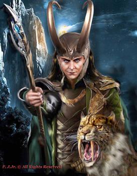 Loki, myths Valhalla's