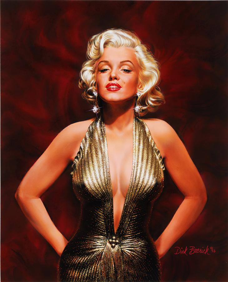 Marilyn-Monroe by peterg666666