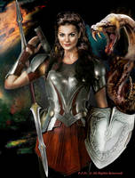 Lady Sif, Asgard's legends by peterg666666