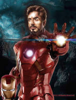 Iron Man by peterg666666