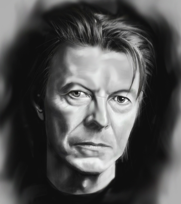 Bowie by peterg666666