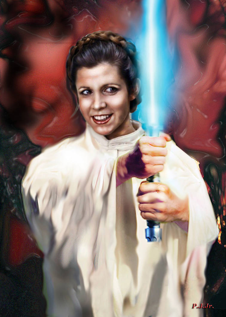 Prinsess Leia by peterg666666
