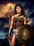 Wonder Woman \ the Legend by peterg666666
