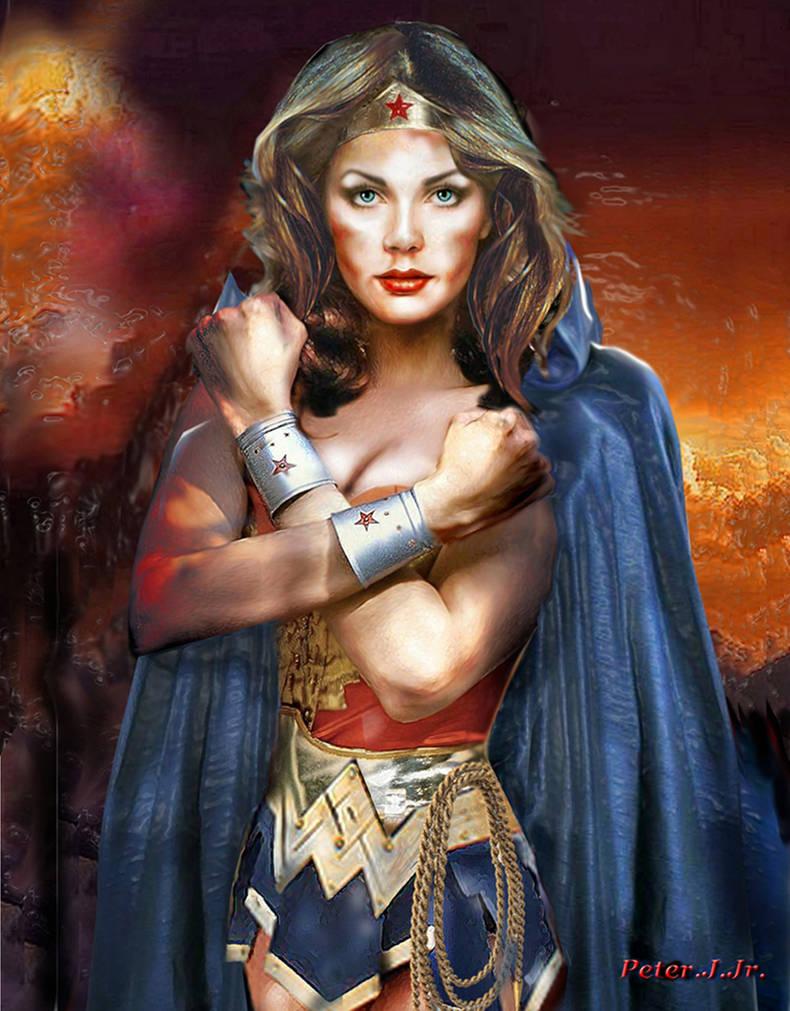 Wonder Woman, the beginning by peterg666666