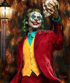 Joker \ 'Is it  i am just me,  crazier?'