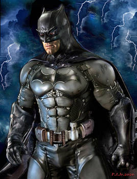 I am what people needed \  Batman