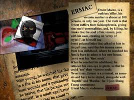 Mortal kombat Rebirth Ermac by KurtLeon
